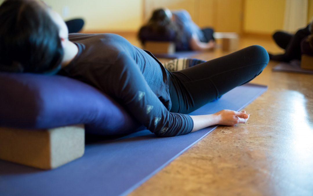 Restorative Yoga Masterclass